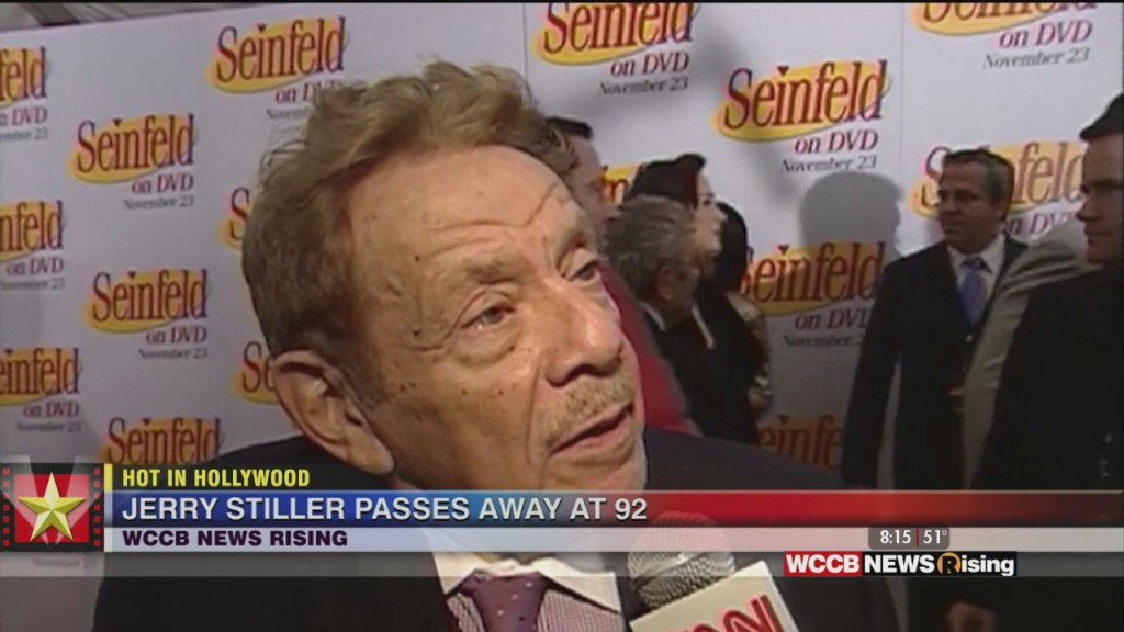 Hot In Hollywood: Jerry Stiller Passes Away And Taylor Swift To Air Special Tv Concert