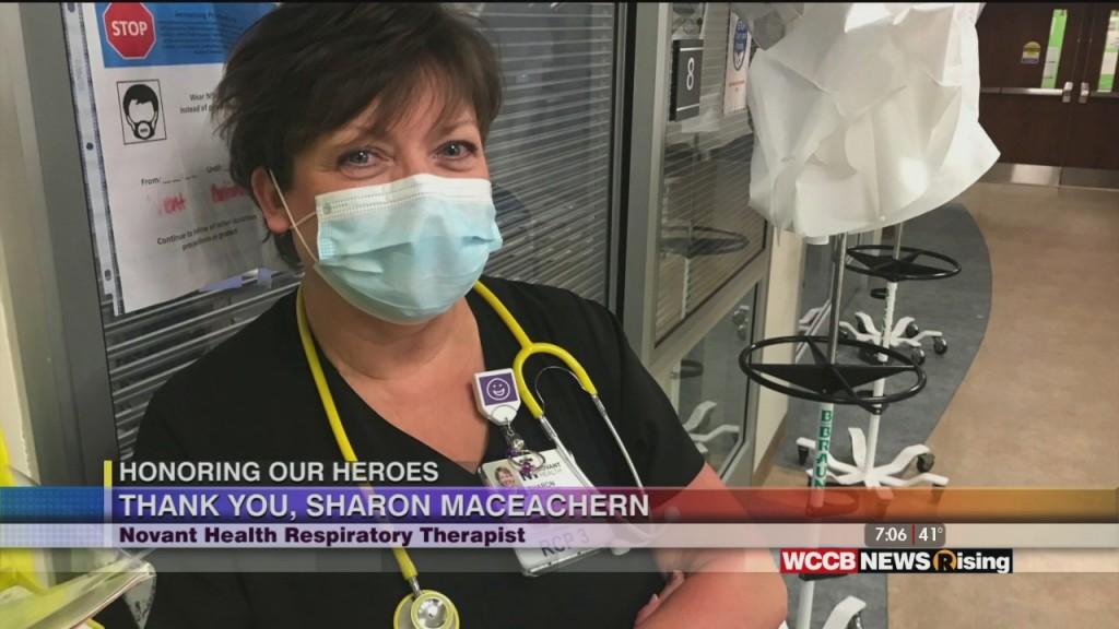 Honoring Our Heroes: Sharon Maceachern