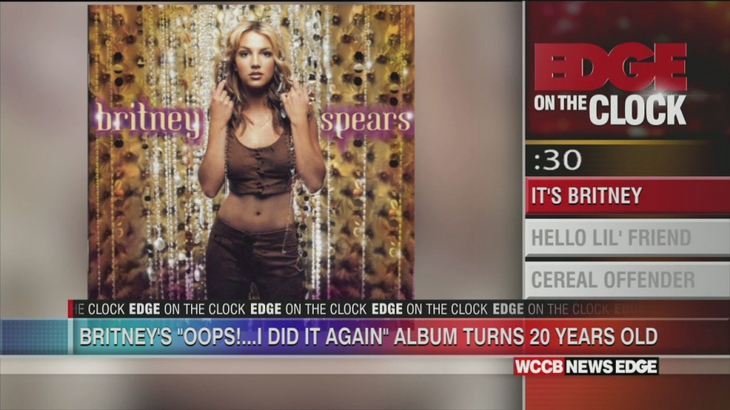 Milestone For Britney