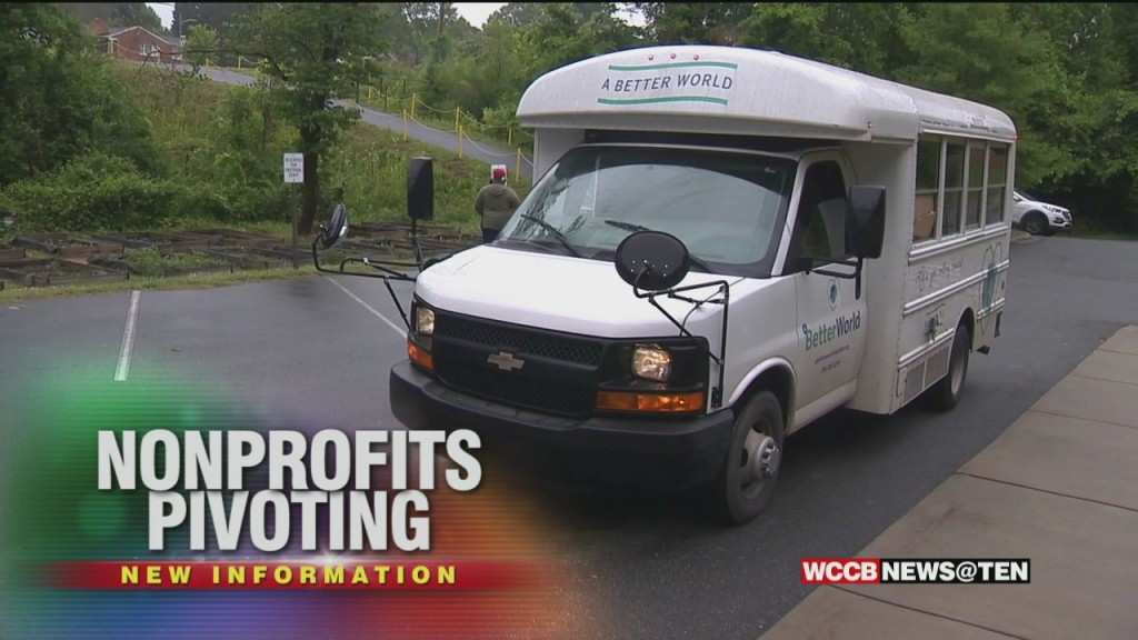West Charlotte Non Profit Shifts Operations Online