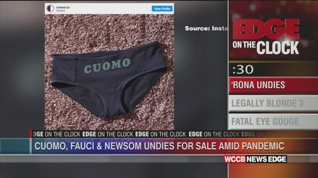 'rona Undies Celebrate Certain Public Officials