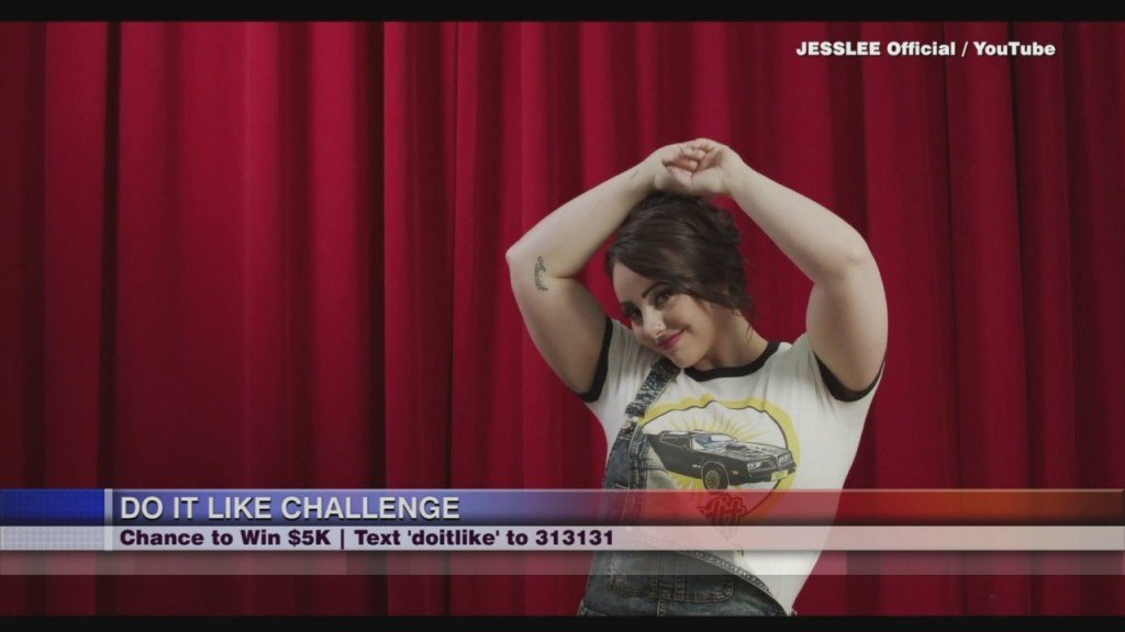Jesslee Do It Like Challenge