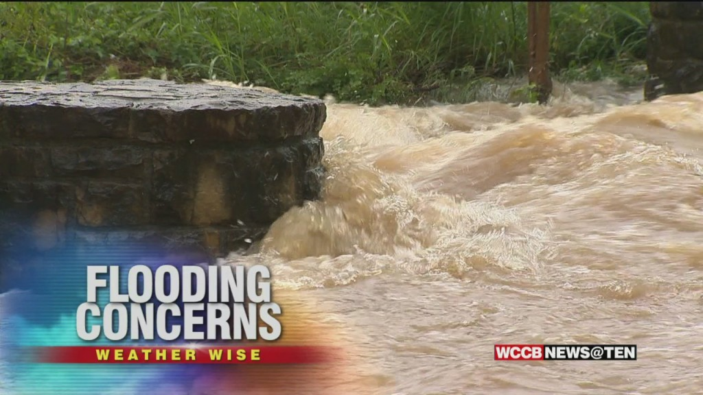 Emergency Management Officials Warn About Flooding Across Area