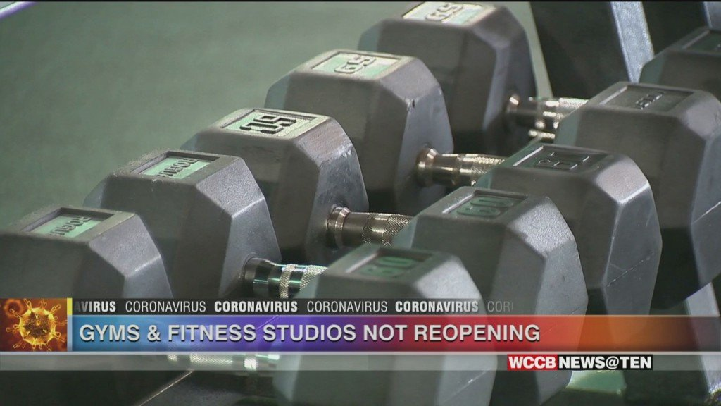 Some Gym Owners Say The News Of Phase Two Came As A Big Blow