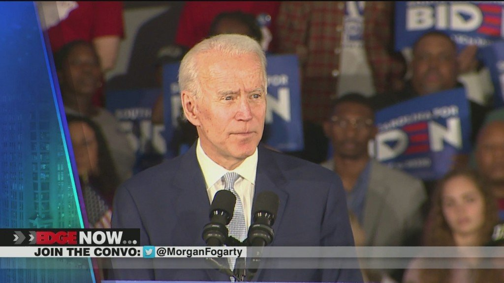 Biden Apologizes For Comments