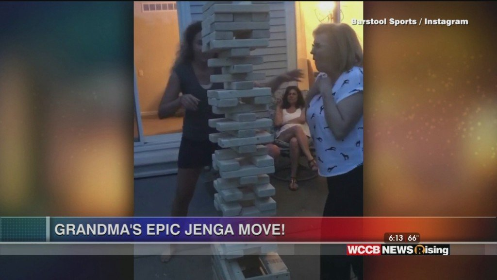 Viral Videos: Gator Brawl, Doorbell Messages And Grandma's Epic Jenga Move