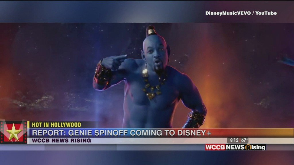 Hot In Hollywood: 'genie' Spinoff Coming To Dinsey+ And Cole & Lili Call It Quits