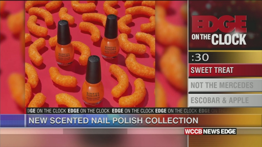 New Nail Polish Scents