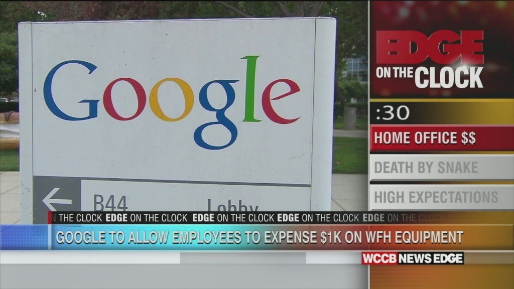 Google Offering Money To Keep Employees Working From Home