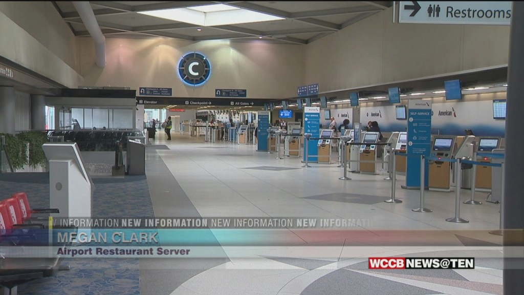 Furloughed Charlotte Airport Restaurant Workers May Lose Health Care Benefits