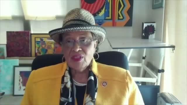 Alma Adams State Of Emergency Statement