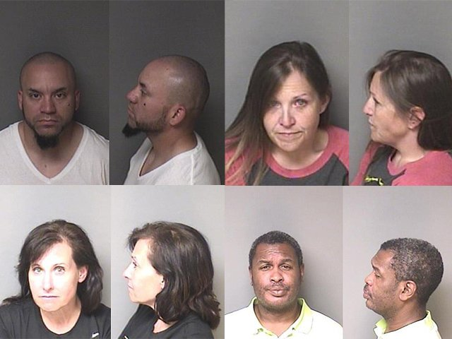 Aa Gaston County Mug Shots 5.6.20 Cover