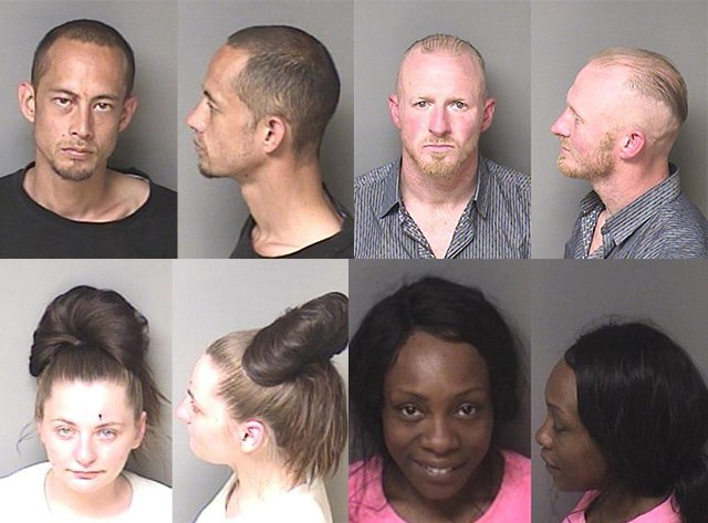 Aa Gaston County Mugshots 5.12.20 Cover