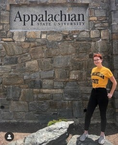 Lianne Waters | Appalachian State University