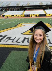 Bridget Victoria Mckinney Appalachian State University