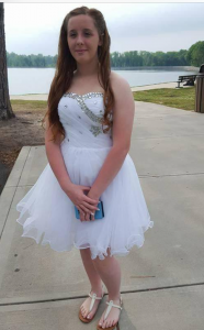 Kaylee Mcdonald – north Gaston High School