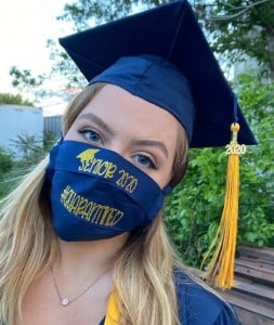Mackenzy Sharpe – south Iredell High School