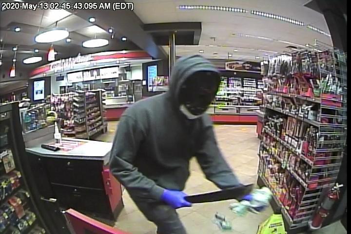 Qt Robbery
