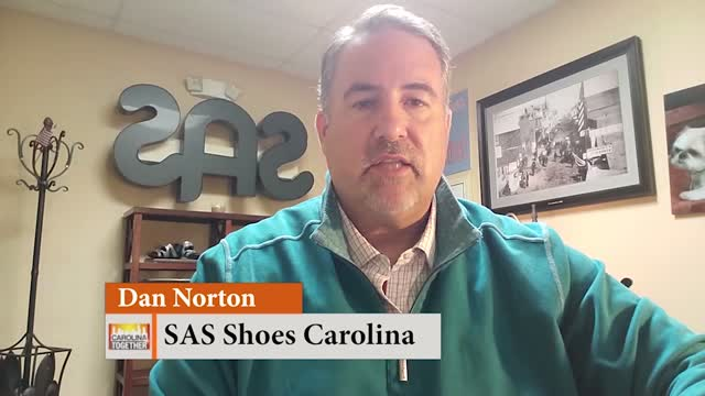 Carolina Together: Dan The Shoe Man