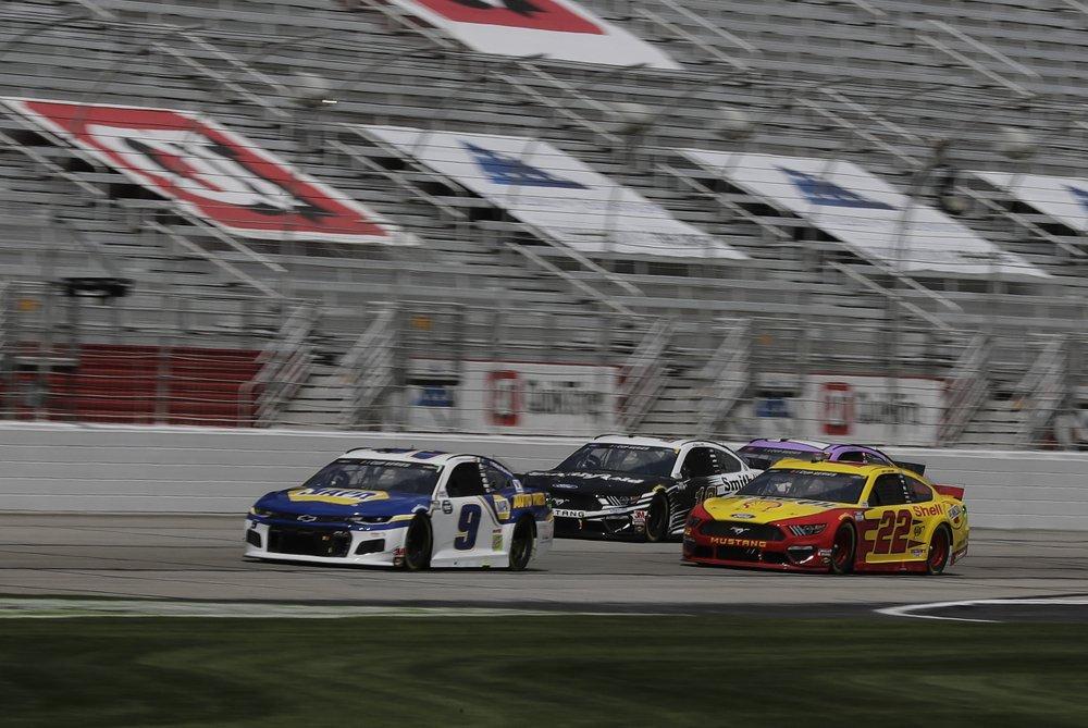 NASCAR Cup Series auto race at Atlanta Motor Speedway, Sunday, June 7, 2020