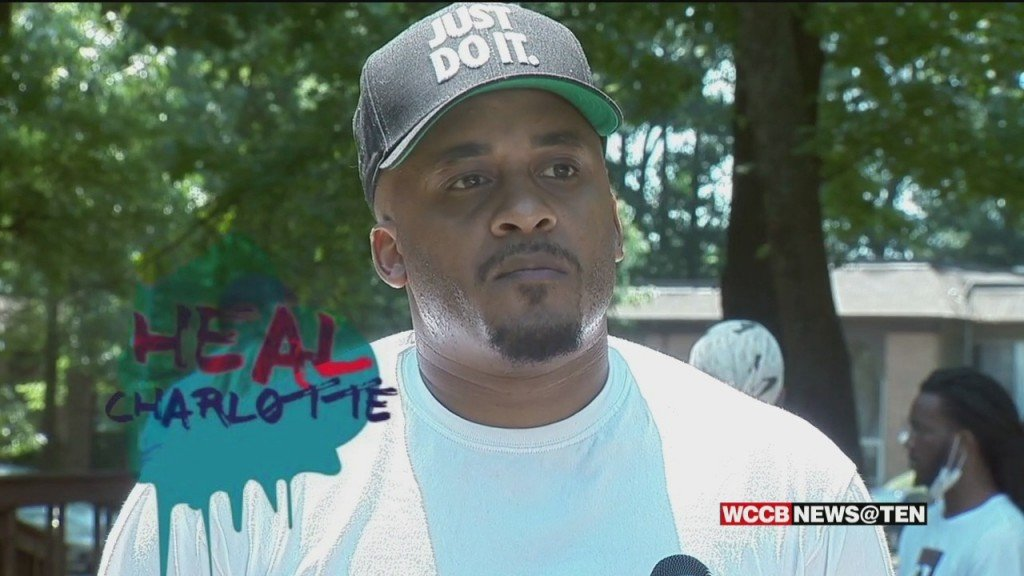 Heal Charlotte Founder Working To Channel Passion Into Action