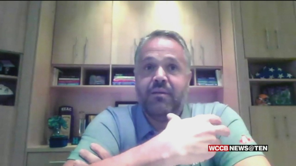 Panthers Head Coach Matt Rhule Calls For Action To End Systemic Racism