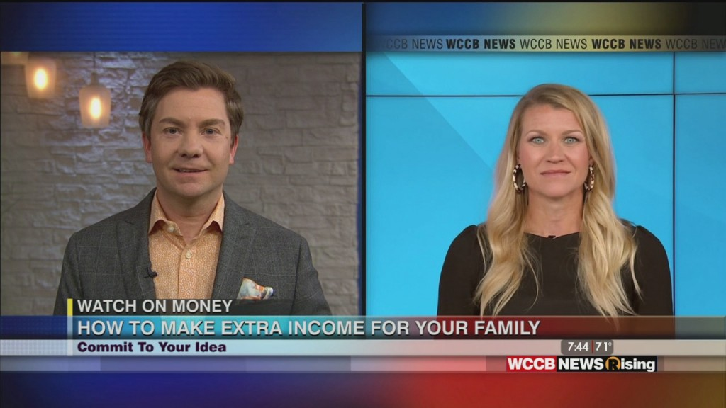 Christy Wright: Make Extra Cash From Home