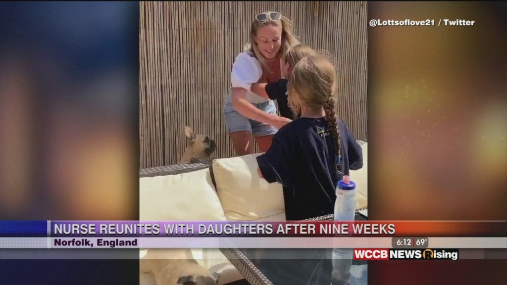 Viral Videos: Grandma Goes For A Ride & Nurse Reunited With Kids