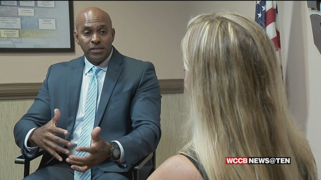 Morgan Fogarty One On One With Chief Putney