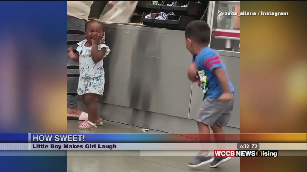 Viral Videos: Kids Play In Store And Front Yard Graduation Ceremony