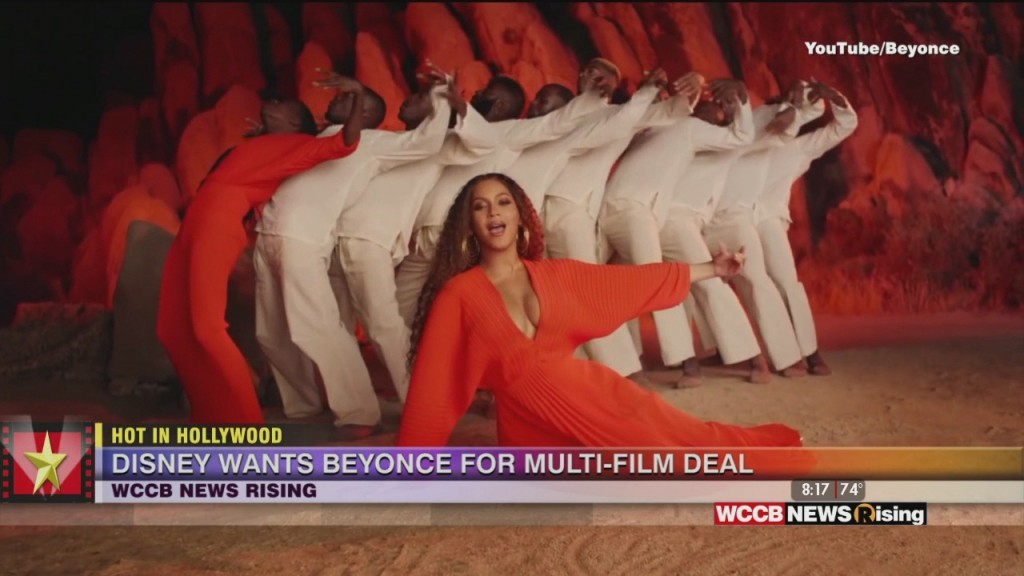 Hot In Hollywood: Disney Wants Beyonce For Multi Movie Deal And H.e.r. Debuts New Song