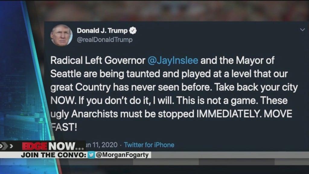 Trump Threatens To Invade