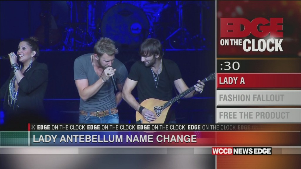 Lady Antebellum Changes Name