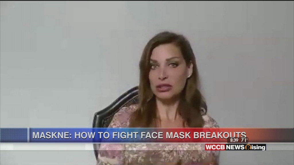 Maskne: How To Fight Face Mask Breakouts