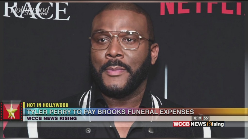 Hot In Hollywood: The 'oscars' Get Pushed Back And Tyler Perry Pays For Brooks' Funeral