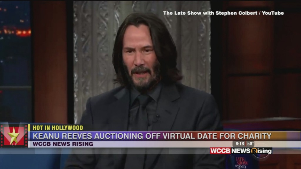 Hot In Hollywood: Win A Date With Keanu Reeves And Jimmy Kimmel To Host Emmy Awards