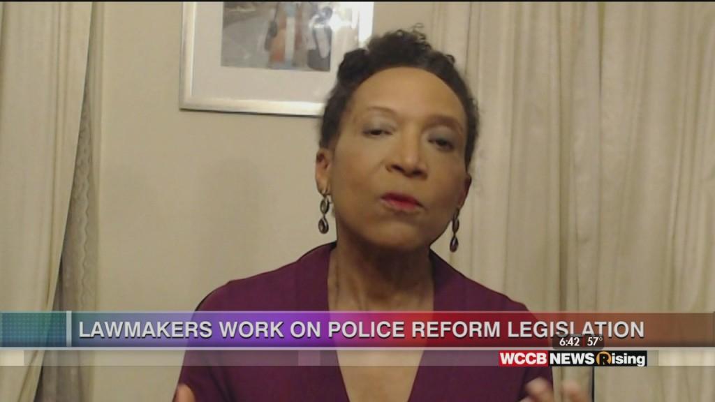 Mary C. Curtis: Lawmakers Work On Police Reform Legislation