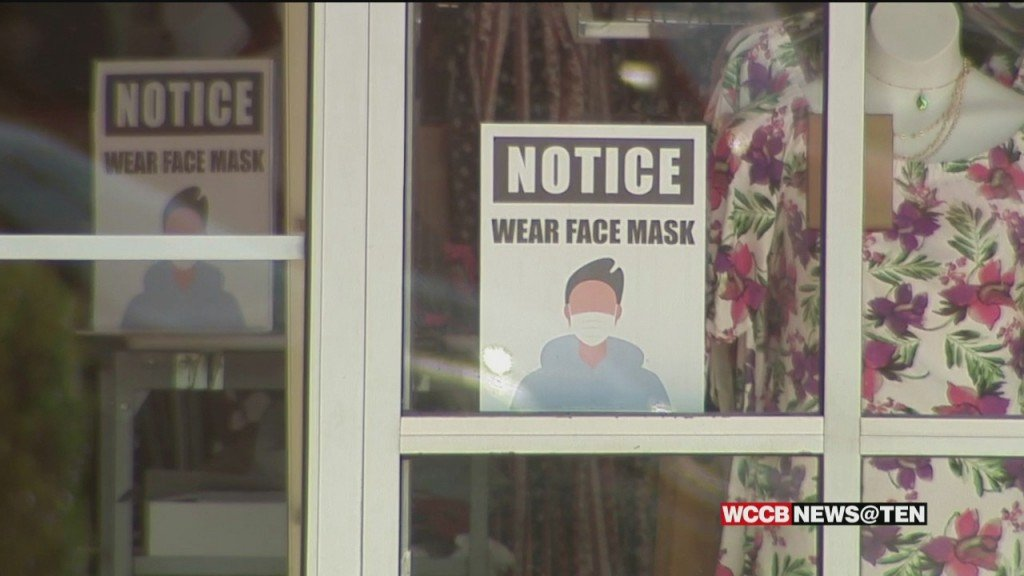 Meck Co. Commission Considers Mask Requirement