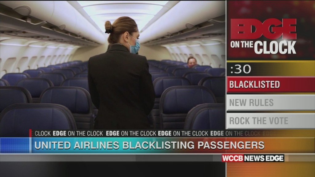 Airlines To Blacklist Those Who Don't Wear Masks