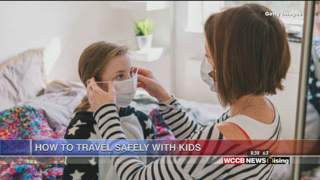 Healthy Headlines: How To Travel Safely With Kids During The Covid 19 Pandemic