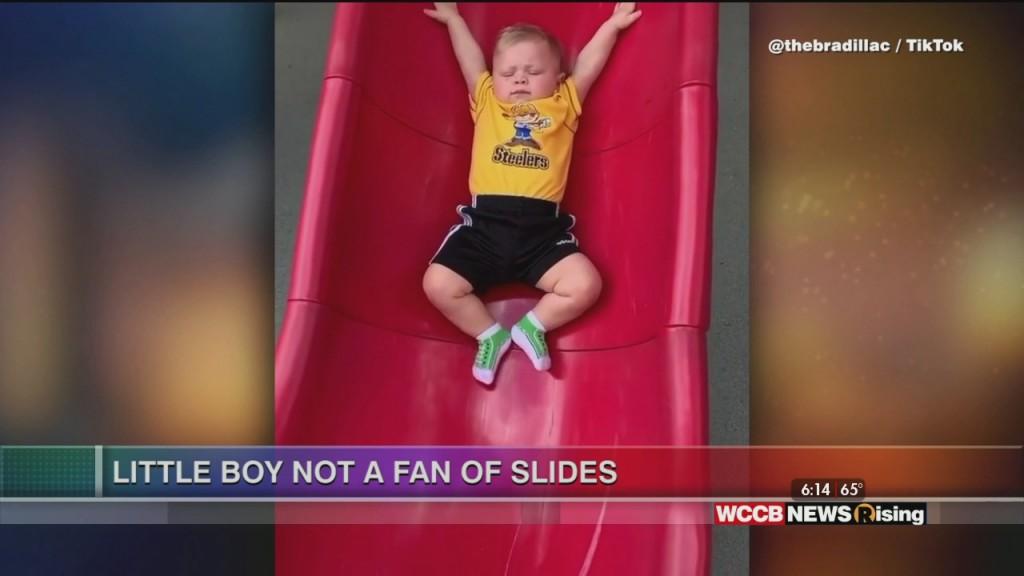 Viral Videos: Little Boy Hates Slides & The Skate Kid
