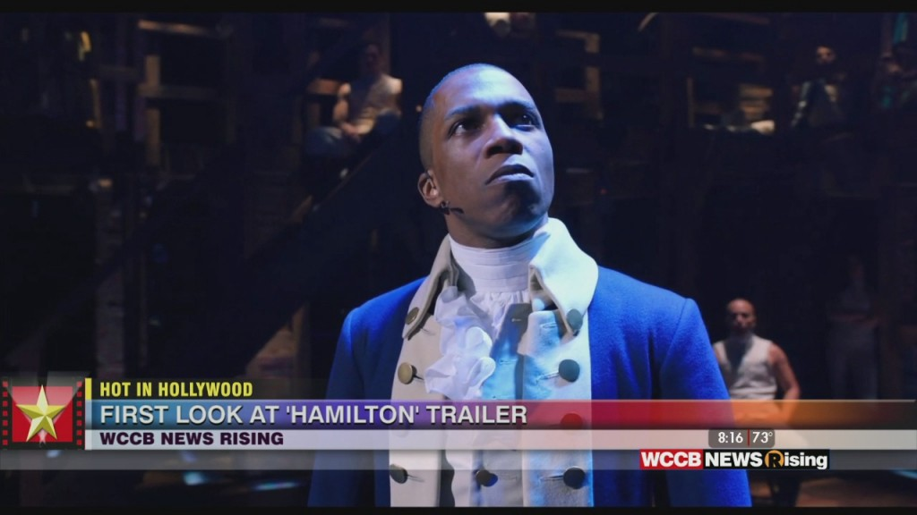 Hot In Hollywood: First Look At New 'hamilton' Trailer And Destiny's Child Reunion Could Be In The Works