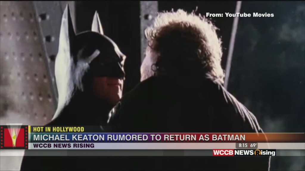 Hot In Hollywood: Michael Keaton Rumored To Reprise Role As 'batman' And 'supermarket Sweep' Reboot Gets Time Slot