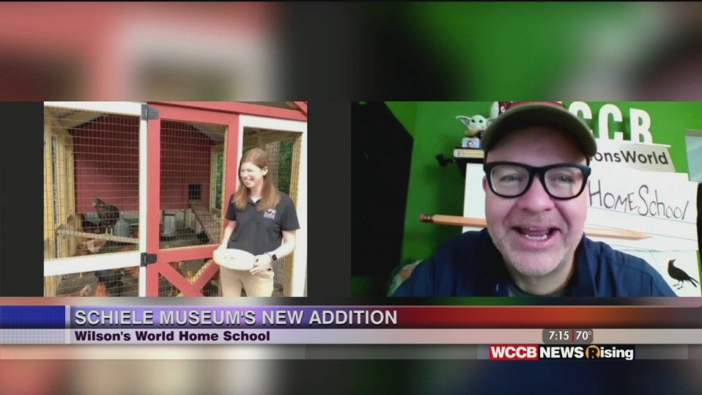 Wilson's World: New Additions And Outdoor Activities At The Shiele Musuem