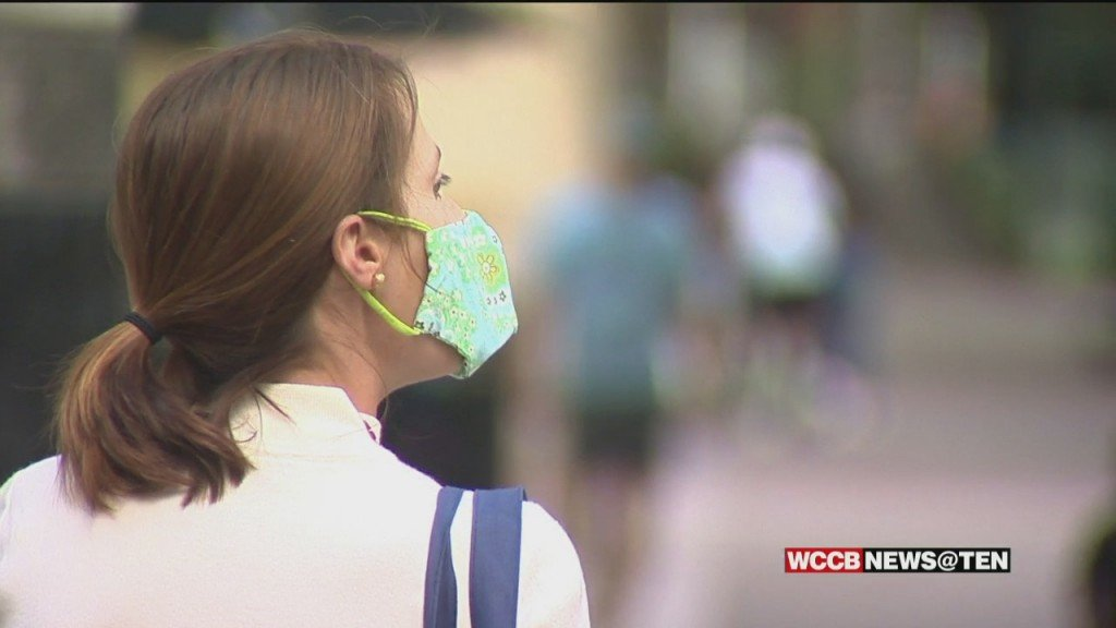 Cooper Announces Statewide Mask Requirement