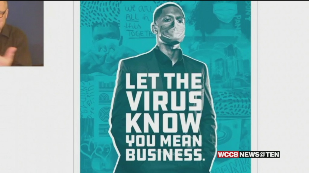 Meck County To Distribute Two Million Masks To Small Businesses As Mask Mandate Begins