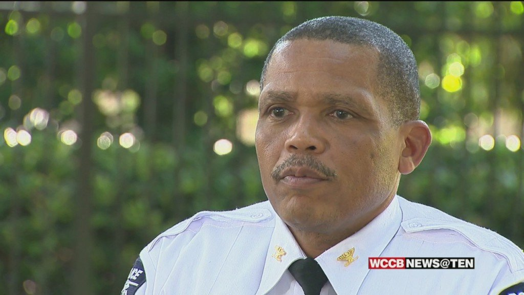 "Incoming Cmpd Chief On Systemic Racism: ""when You Have Enough People That Are Saying It's An Issue, You Have To Pay Attention To It"""
