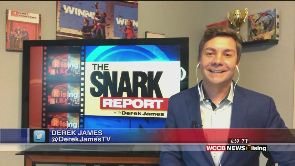 The Snark Report With Derek James For 06 30 20