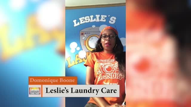 Carolina Together: Lesley's Laundry Care