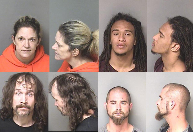Aa – Gaston County Mugshots Cover – 6.16.20